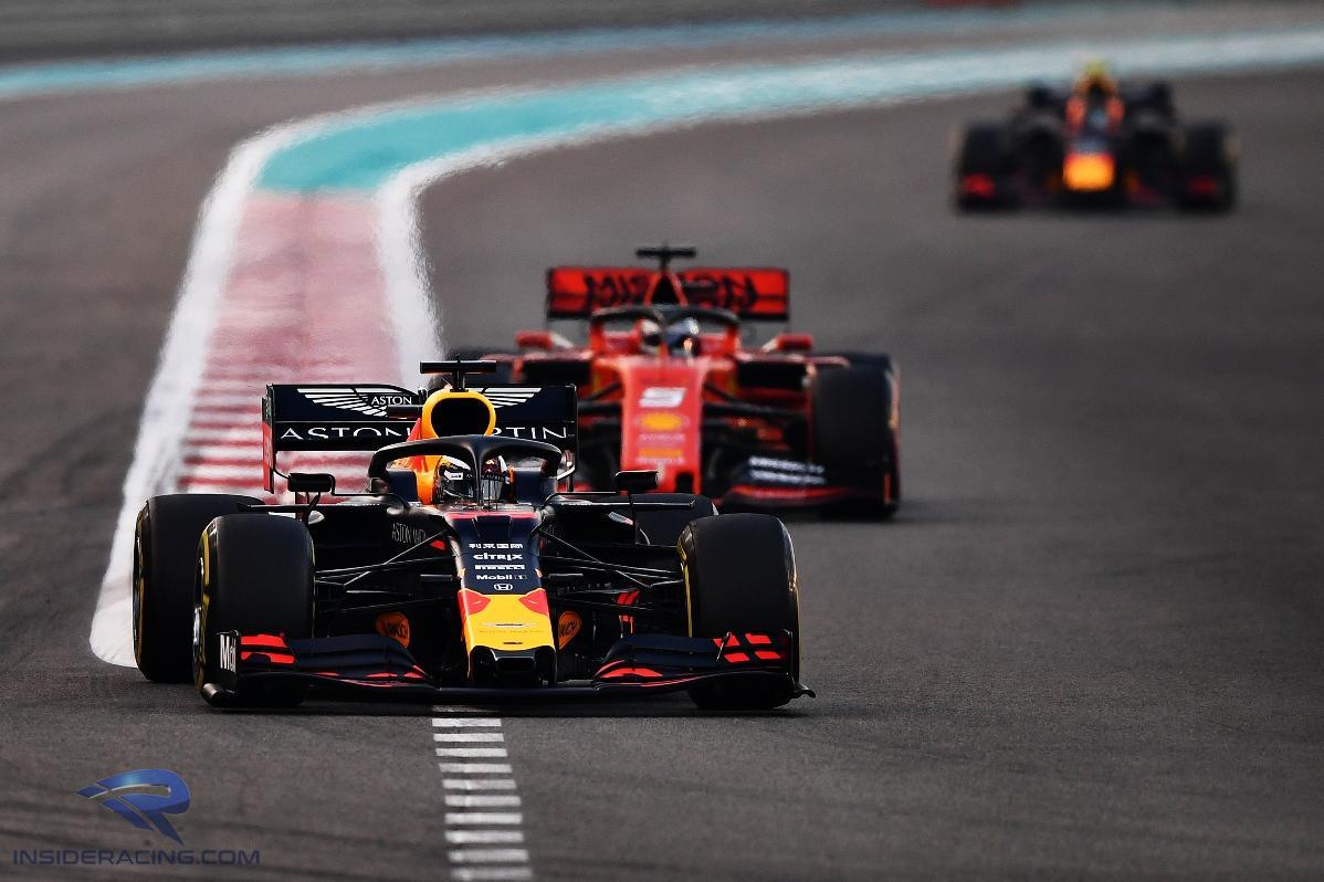 Red Bull Admit Money Motivating Push